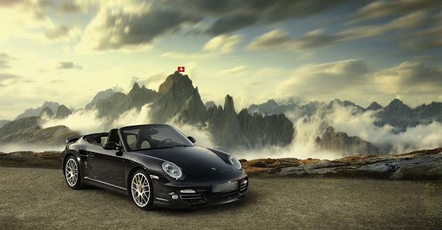 Porsche 911 cabriolet - Beetle on steroids - Claufficious Car Review