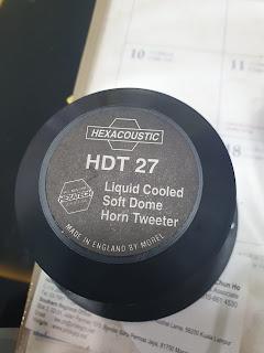 HEXACOUSTIC Tweeter HDT27 (N.O.S) 20200713_094448