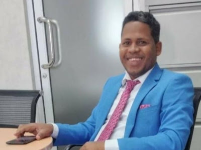 Neny Feliz dirigente PRM muere en accidente de transito
