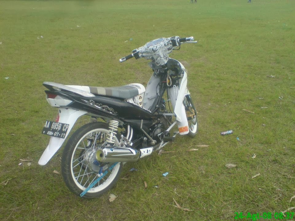 15+ Modifikasi Motor Yamaha Vega ZR Terbaru