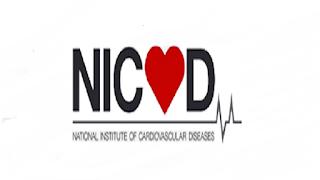 New NICVD Jobs 2021 - NICVD Jobs 2021 - National Institute of Cardiovascular Diseases Jobs 2021 - Latest NICVD Jobs 2021 - Online Apply :- careers@nicvd.org