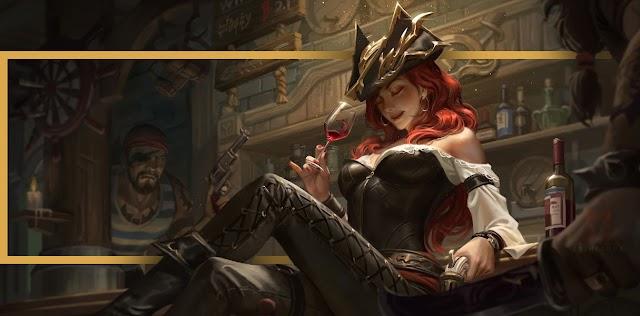 Miss Fortune: UFF ACITTI SANKİ!