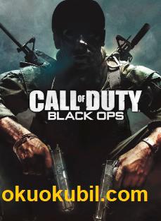 Call of Duty Black Ops Save Dosyası %100 Bitirilmiş ve Hazır İndir Güncel 2020