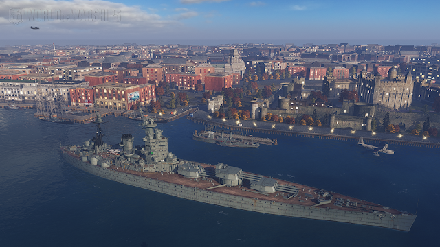world of warships Nelson