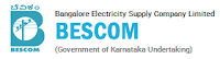 BESCOM logo (Bangalore Electricity Supply Company Limited)