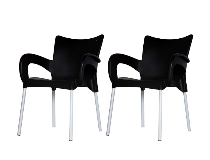 ARI Chair BLACK Set of (2)