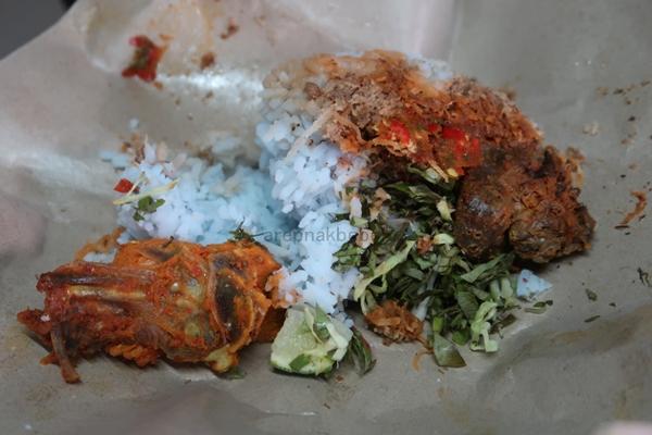Mengidam Nak Makan Nasi Kerabu | Hari Hari Makan Pun Takpe!