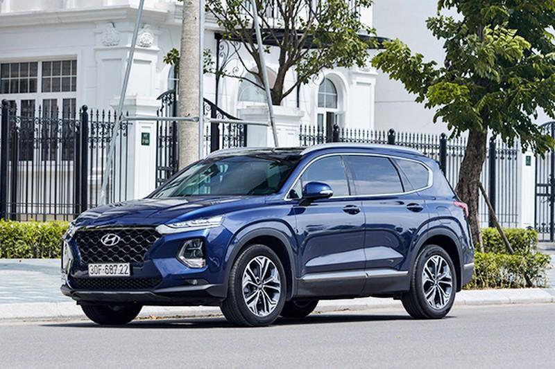 Động cơ Diesel – Điều làm nên danh tiếng cho Hyundai SantaFe