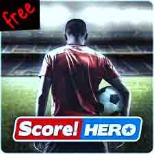 لعبة سكور هيرو Score Hero احدث نسخة