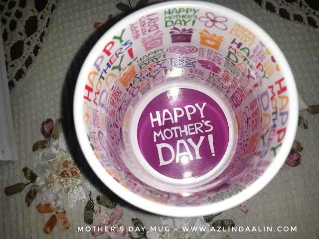 Hadiah Sempena Hari Ibu, Mother's Day Mug