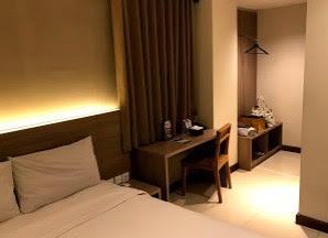 Kamar Hotel Kytos Bandung