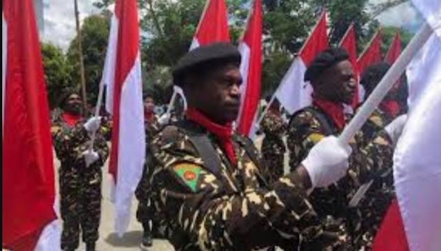 HTI Dibalik Tuntutan Pembubaran Banser, Kok Bisa Ada HTI di Papua ? Ini Penjelasan Kadensus 99 Banser