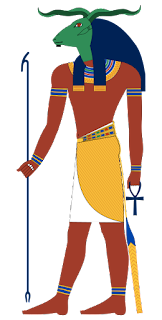 egipscy bogowie chnum