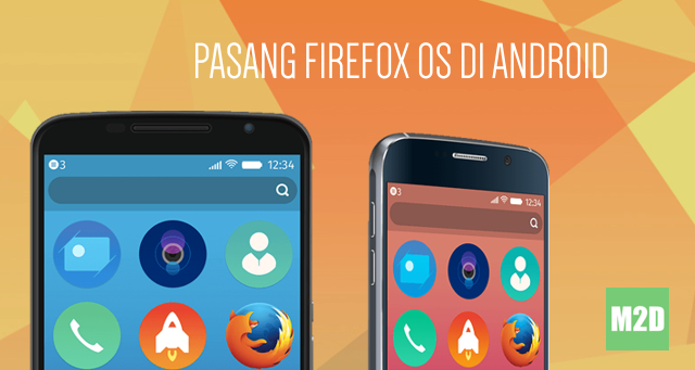Install Firefox OS di Ponsel Android