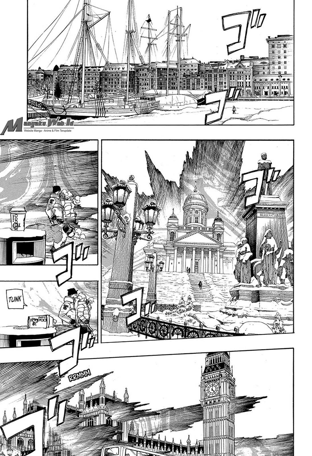 Baca Komik Ao no Exorcist Chapter 95 Komik Station