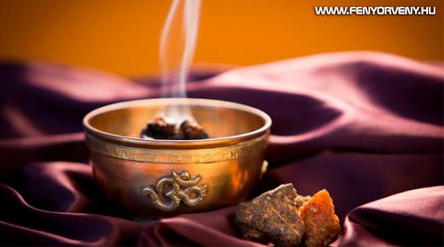 Gyógyító illatok: A mirha és a tömjén