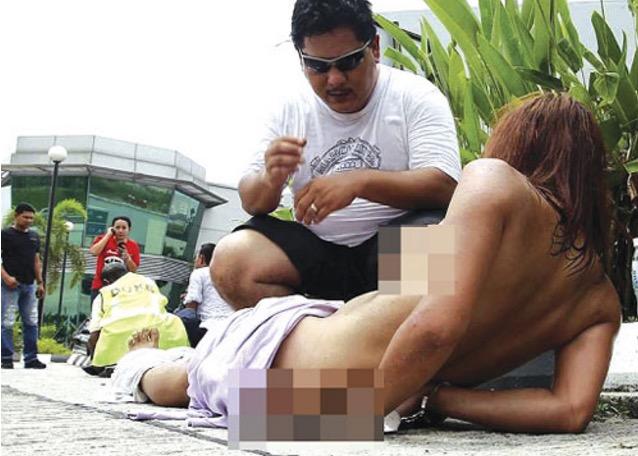 Wanita Bogel di Plaza Tol Lebuhraya DUKE Ditahan