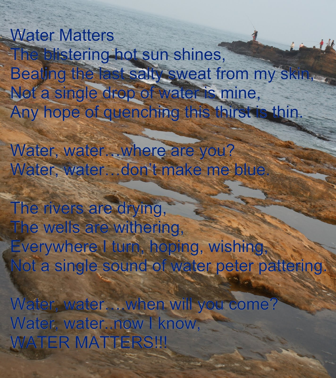 Worksheets Water Poems That Rhyme my water malaysian poems poems