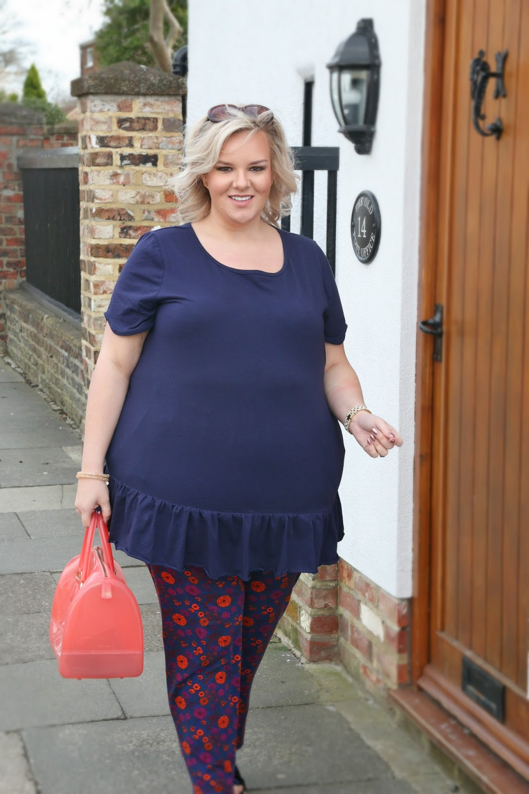#EMBRACINGME With Curvissa & Their New Plus Size Summer Collection! WhatLauraLoves Blogger