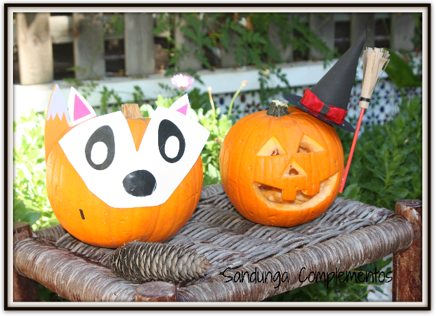 Sandunga Complementos CALABAZA Decoracin Halloween