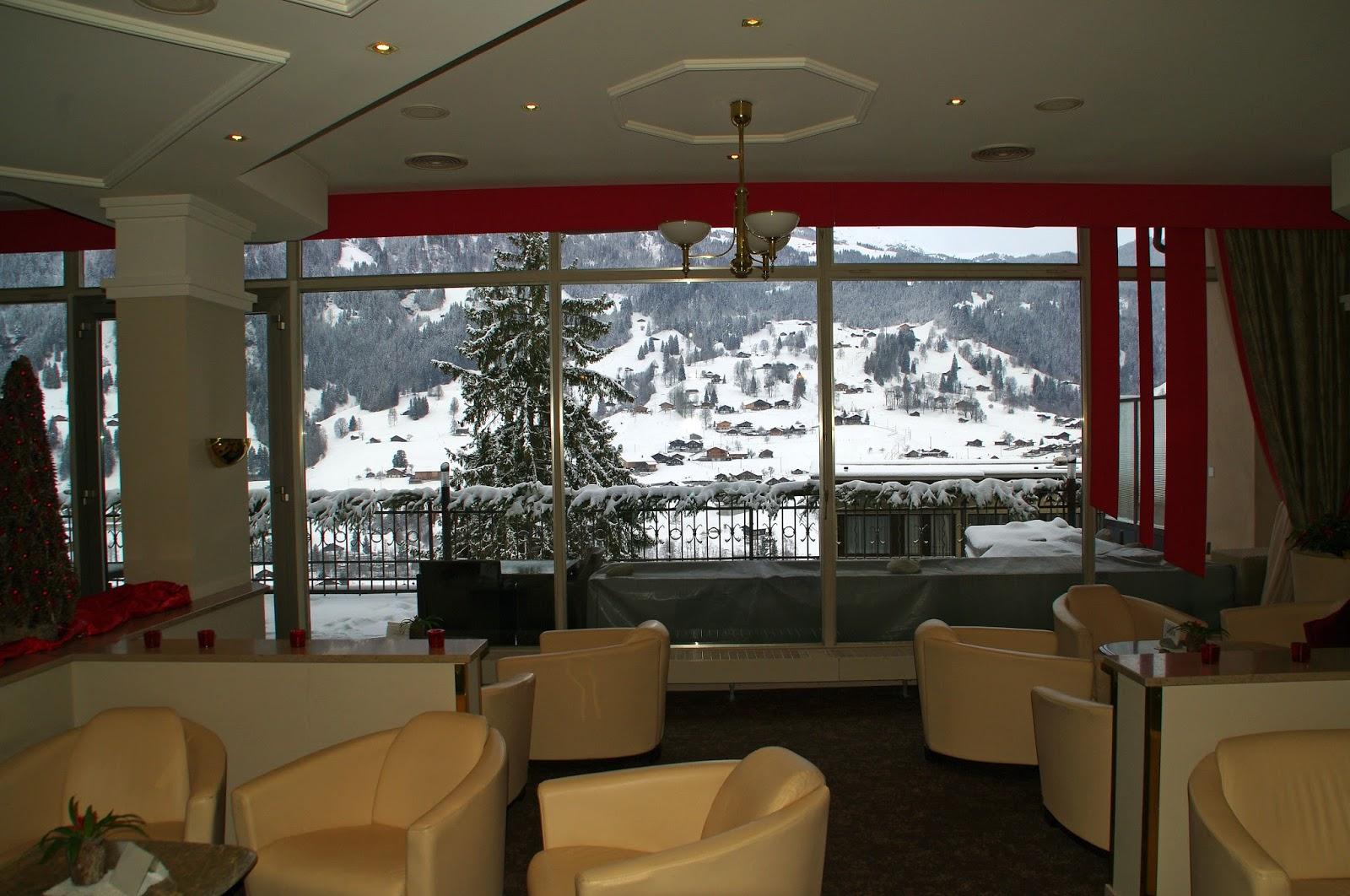 Hotel Belvedere Grindelwald Lounge Lobby