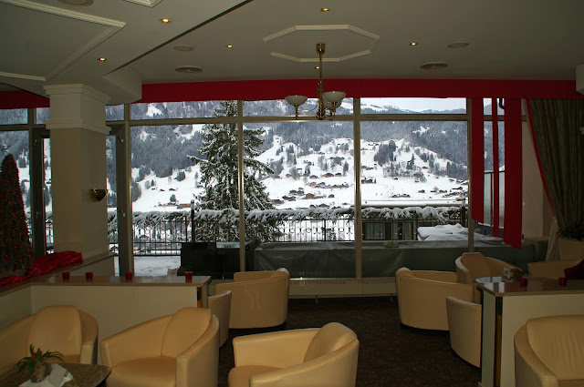 Hotel Belvedere Grindelwald Lounge Lobby
