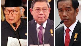 Ngak Disangka, Ternyata 3 Presiden Indonesia  Sama-sama Manfaatkan Ajudannya untuk Lakukan Ini