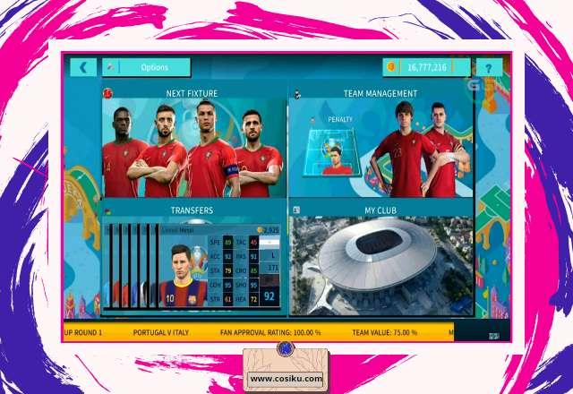 Dream League Soccer Mod Timnas Portugal Terbaru 2021 Update New Kits