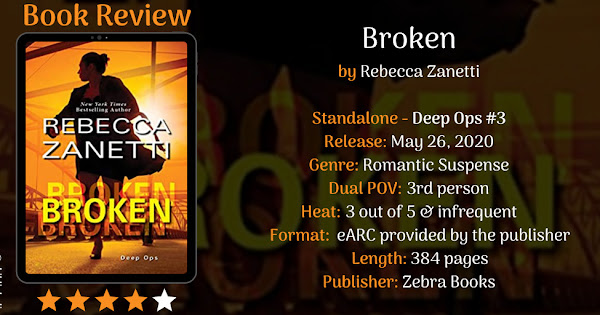 Broken by Rebecca Zanetti