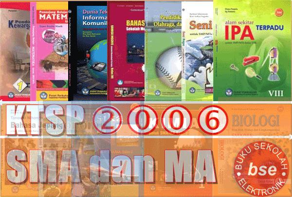 Buku Paket SMA/MA Kurikulum KTSP 2006 Lengkap