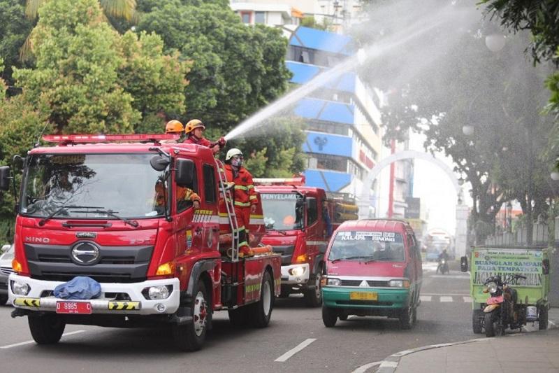 Up Date Terkini Tanggap Darurat Covid-19 Kota Bandung