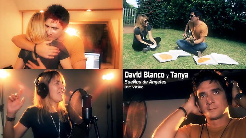 David Blanco y Tanya - ¨Sueños de Ángeles¨ - Videoclip - Dirección: Vitiko. Portal del Vídeo Clip Cubano