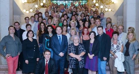 Megtartotta évadnyitó társulati ülését a Veszprémi Petőfi Színház