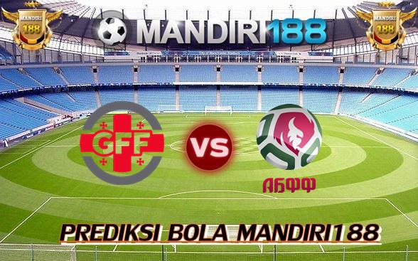 AGEN BOLA - Prediksi Georgia vs Belarus 13 November 2017