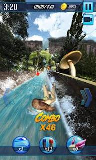 water slide 3d apk