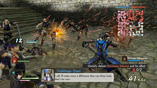 Samurai Warriors 4-II PC Game