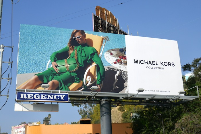 Michael Kors Collection S2020 billboard