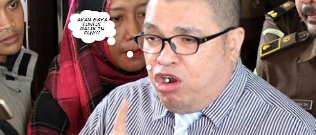 Razman bakal polisikan PLN atas dituduhan curi listrik Daeng Aziz