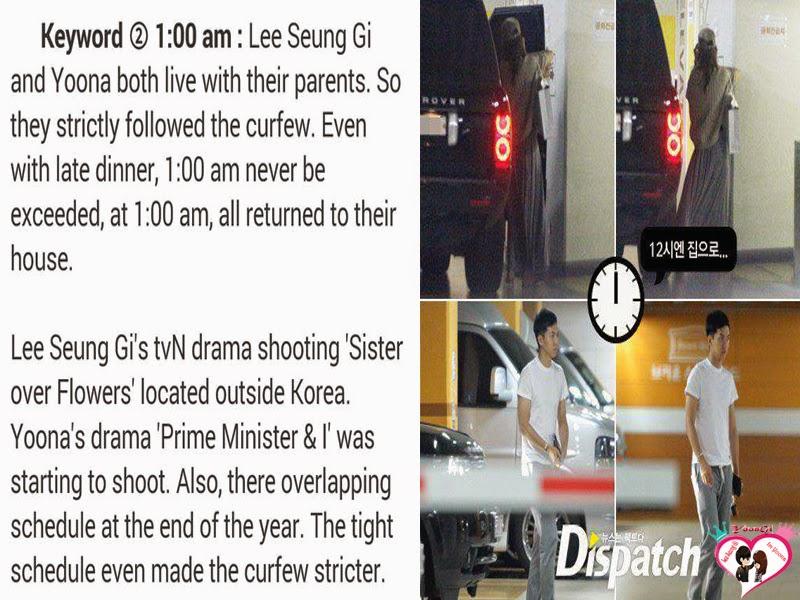 Yoona dan lee seung gi hookup