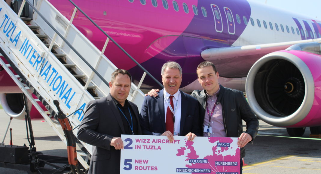 Bosnia And Herzegovina Aviation News Wizz Air Currently