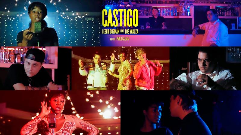Leslie Guzmán & Los Yakuza - ¨Castigo¨ - Videoclip - Director: Pablo Galafat. Di Benedetto Productions. Portal Del Vídeo Clip Cubano. Música de Cuba.