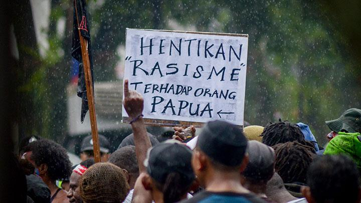 Kronologi Peristiwa `Rasis Papua` pada 16 Agustus 2019 di Surabaya