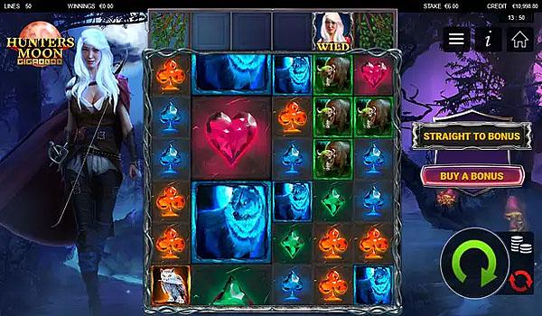 Main Gratis Slot Indonesia - Hunters Moon Gigablox Yggdrasil