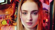 Sophie turner instyle uk photoshoot still | Mobile Wallpaper