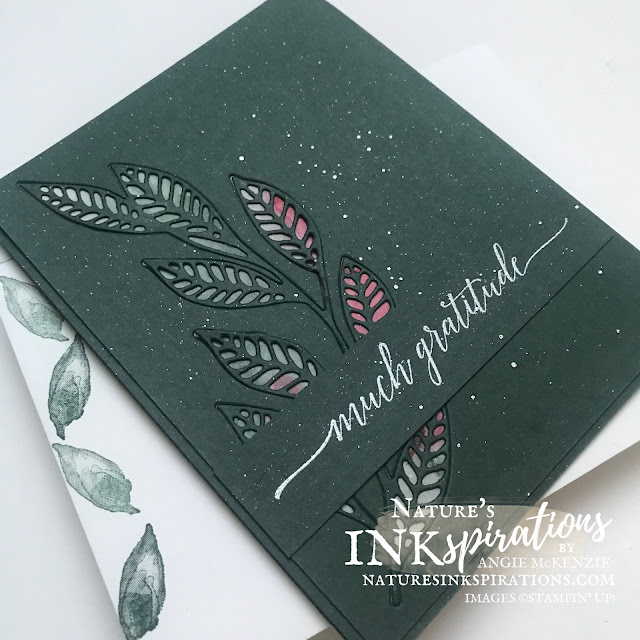 By Angie McKenzie for Ink and Inspiration Blog Hop; Click READ or VISIT to go to my blog for details! Featuring the Gilded Leafing with the Artistically Inked Bundle in the 2021-2022 Annual Catalog along with a SNEAK PEEK of the upcoming Heartfelt Wishes Stamp Set in the July-December 2021 Mini Catalogby Stampin' Up!®; #artisticallyinked #artisticdiecuts #artisticallyinkedbundle #christmascards #thankyoucards #stampinupcolorcoordination #inkandinspirationbloghop #stampingtechniques #dicutting #alcoholinkonvellum #winkofstella #naturesinkspirations #20212022annualcatalog #julydecember2021minicatalog #bloghops #iibh #stampinup #handmadecards