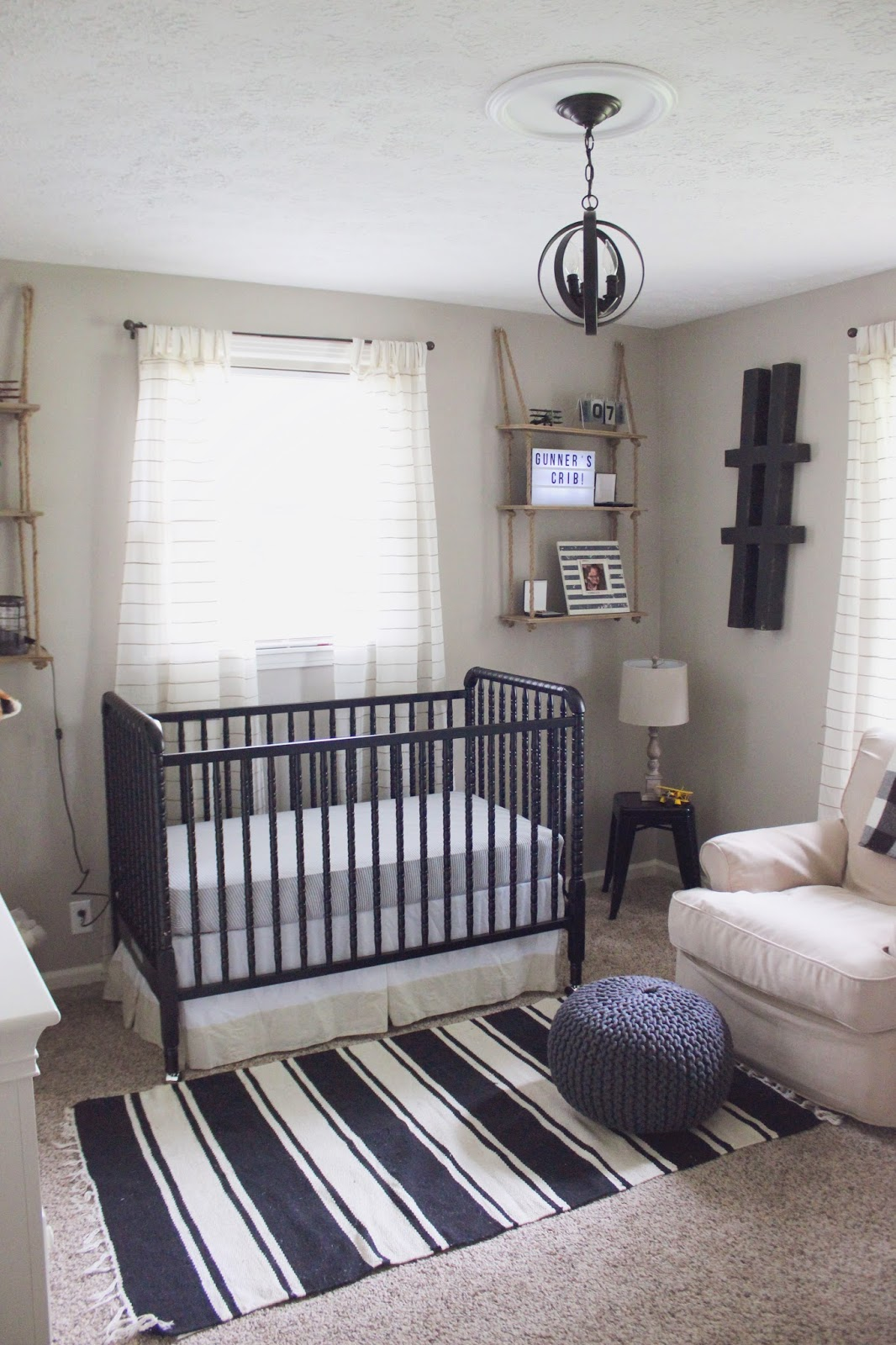 Some Kind Of Wonderful Nursery Reveal Baby Boy Vintage