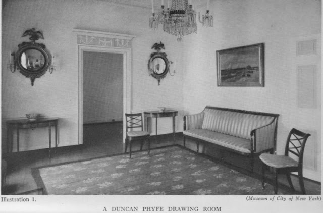 Duncan Phyfe Drawing Room