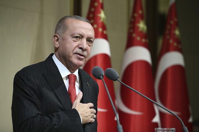 أردوغان: عدد السياح يقفز لـ50 مليونا والتضخم يتراجع