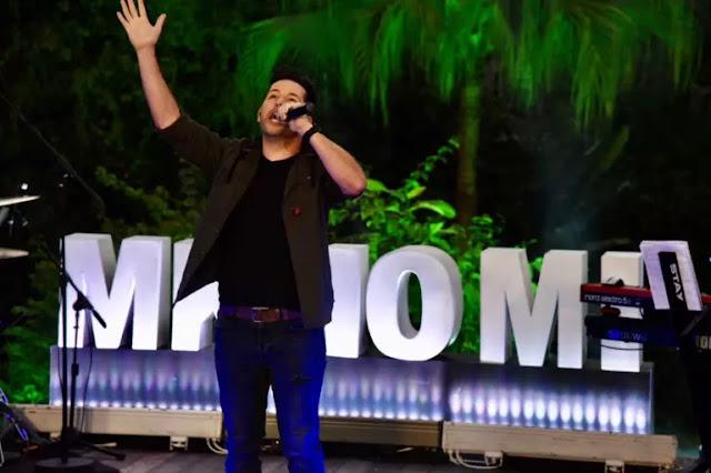 Pr. Lucas lança EP com canções da live MK 10 Milhões