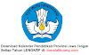 Download Kalender Pendidikan 2020/2021 Jawa Tengah PDF (Semua Jenjang)